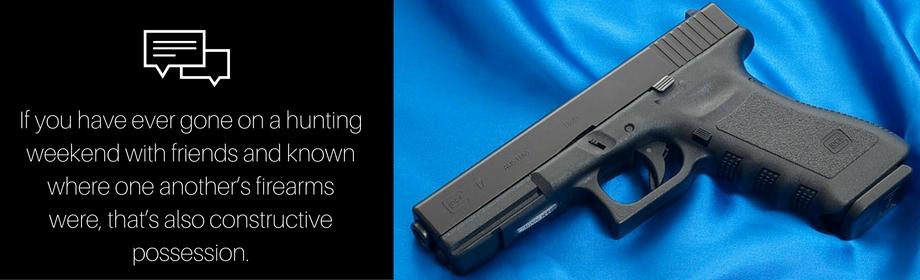 Illegal Transfer Of Firearms